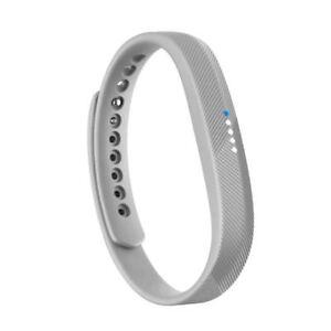 Replacement Wrist Band Silicon Strap Bracelet+Buckle For Fitbit flex2 Size S/L H