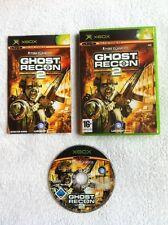 Ghost Recon 2 Original Xbox Game Complete