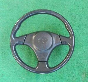Toyota Steering wheel 3 spoke gray