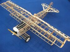 RC EP Fokker DVII Lasercut WW1 Doppeldecker brushless KIT Baukasten SFMEP46K
