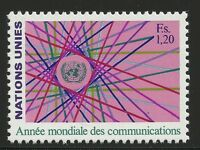 UN Scott #Geneva 113, Single 1983 Complete Set FVF MNH