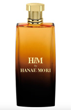 Hanae Mori HiM by Hanae Mori 1.7oz Eau de Toilette Men Spray New without box