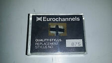STYLUS 875 JVC DT51 EUROCHANNELS  VACO SC380 REPLACEMENT NEEDLE TURNTABLE