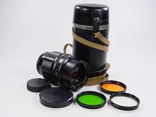 20 aperture blades !! Telelens TAIR-11A 2.8/135mm M42. s/n 845487. Zenit KMZ.