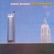 A View From Manhattan by Hendrik Meurkens (CD, Jul-2004, Concord Jazz)