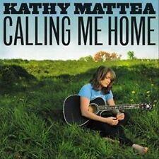 Audio CD: Calling Me Home, Kathy Mattea. Good Cond. . 015891408521