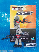 2013 Hasbro KRE-O G.I.JOE A4534 Collection 2 COBRA EEL Frogman Kreon Figure OOP