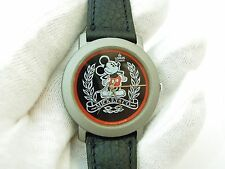 MICKEY MOUSE, Lorus by Seiko, Roman Round Dial, DISNEY MEN'S WATCH,1383, L@@K