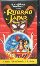 Aladdin e il ritorno di Jafar (1995) VHS
