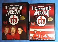 Serie tv El gran héroe americano (pregunta antes de comprar!!)