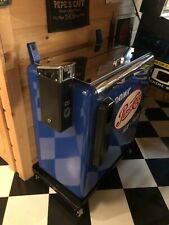 Pepsi Chest Drink Machine working Museum quality slide out bottle