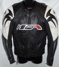 Hein Gericke Motorrad Race Leder (Echtleder) Jacke Gr. 48 M