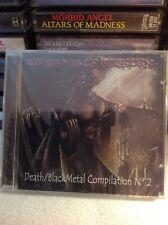 SCREAMS OF ABADDON II RARE DEATH METAL COMPILATION CD 2003 ENCRYPTOR NEW SEALED