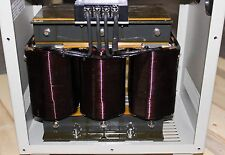 3 KVA Step Up, Three phase EI isolation power transformer, 240V in / 415V out