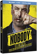 NOBODY (2021) [Blu-ray+DVD+Digital] New