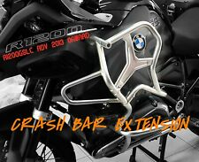 US Engine Highway Guard Upper Crash Bar For 2015 & Up BMW R1200GS Adventure Adv