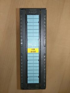 SIEMENS SIAMATIC S7  6ES7-331-1KF01-0AB0