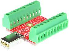 Min Displayport Thunderbolt Male Breakout Board, eLabGuy mDP-M-BO-V1A