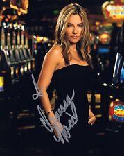 Vanessa Marcil Signed Autographed 8x10 Photo - 90210 General Hospital Las Vegas