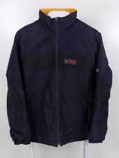 Tommy Hilfiger Athletics Mens Windbreaker Reversible Jacket Coat Size Small