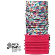 Sciarpa rosa per bambini dai 2 ai 16 anni