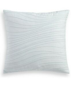 """Hotel Collection Ethereal 18"""" Square Decorative Pillow"""