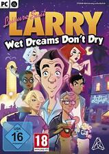 Leisure Suit Larry - Wet Rêves Dont Sec PC Neuf + Emballage D'Origine