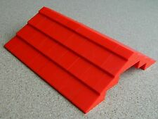 LEGO ROOF 3x14x16 # RED # 60+ pieces Slopes Tiles 2x3 1x3 # BRAND NEW # house