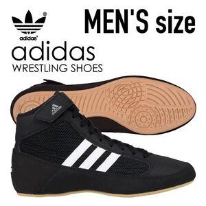 adidas Ringerschuhe Wrestling Shoes (boots) HAVOC Chaussures de Lutte AQ3325