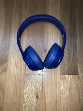Beats By Dr. Dre Solo 2 Wired Headphones BLUE NEW CONDITION