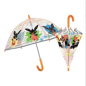 Bing Bunny Lovely Kids Umbrellas Official Brand New