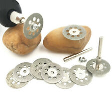 22mm 8-hole Electric Grinding Parts Diamond Saw Glass Cutting Slice Blade Tools