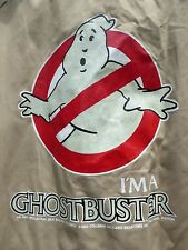 Ghostbusters 1984 RCA Flight Suit No Ghost Vintage Khaki Uniform Costume