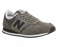 Mens New Balance 420 GREY BLUE Trainers Shoes