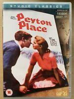 Peyton Place DVD 1957 Hollywood Film Classique Avec Lana Turner