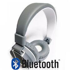 CUFFIA BLUETOOTH WIRELESS BT-5222 HEADSET SCHEDA MICRO SD FM RADIO MP3 PLAYER