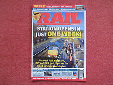 RAIL Issue 633 - Freightliner Heavy Haul and Paul Smart + Windermere Branch