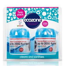 TWIN PK Forever chasse 2000 toilette Bloc nettoyant désinfectant UV écailleur Dé...