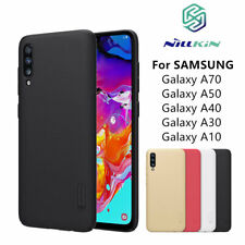 NILLKIN Frosted Shield Case For Samsung Galaxy A70 A50 A40 A30 A10 Hard PC Cover