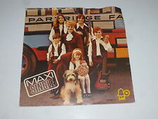 """THE PARTRIDGE FAMILY - Breaking Up Is Hard To Do - UK 3-track 7"""" vinyl single"""