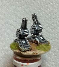 1/300 - 15mm sci Fi well painted wrecked mech objective marker or scenery