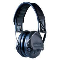 MSA Safety Sordin Supreme Pro Gehörschutz mit AUX  Schaumkissen,   schwarz