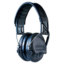 MSA Safety Sordin Supreme Pro Hearing Protection with Aux | Foam Cushion, | Black