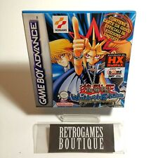 YU-GI-OH Worldwide Edition + CARTE GBA Nintendo Game Boy Advance PAL ITA