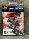 NEW Streamlight TLR-7A FLEX Gun Mounted Flashlight 69429  FDE 500 Lumens