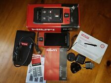 HILTI PD- CS Laser range meter with integrated camera!!!