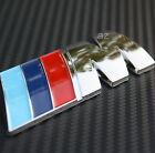 3D badge M Power BMW Rear Emblem Decal Trunk Fender Self Adhesive Sticker New