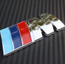 3D badge M Power BMW Rear Emblem Decal Trunk Fender Self Adhesive Sticker New