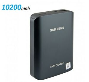 OEM Samsung Fast Charge 10200 mAh Portable Battery Charging Power Bank Charger