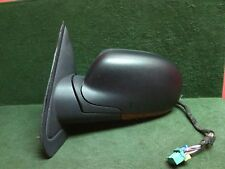2002 - 2005 Chevrolet Trailblazer EXT Envoy XL pwr heat signal mirror Black OEM